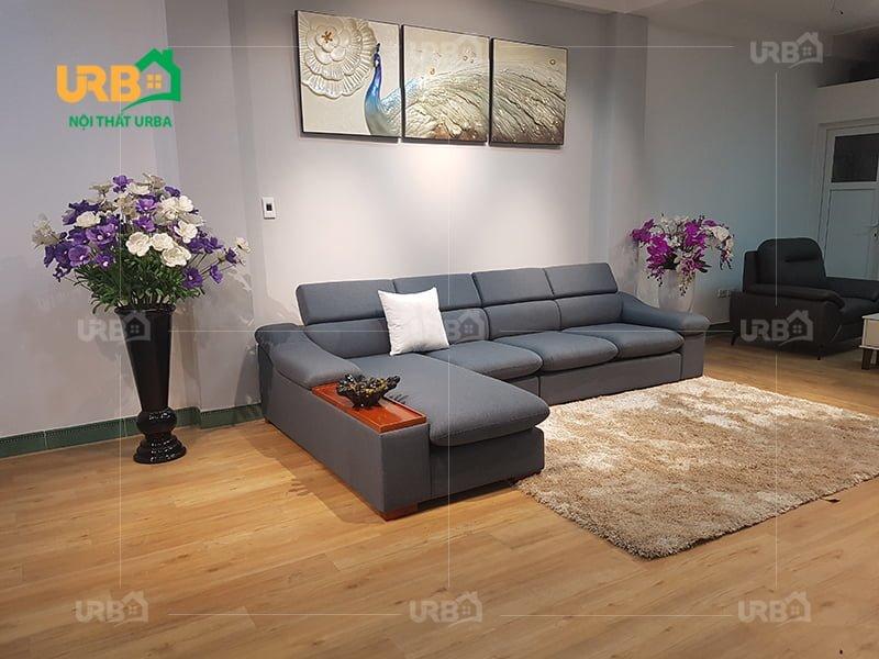 sofa góc nỉ CS 4045 2