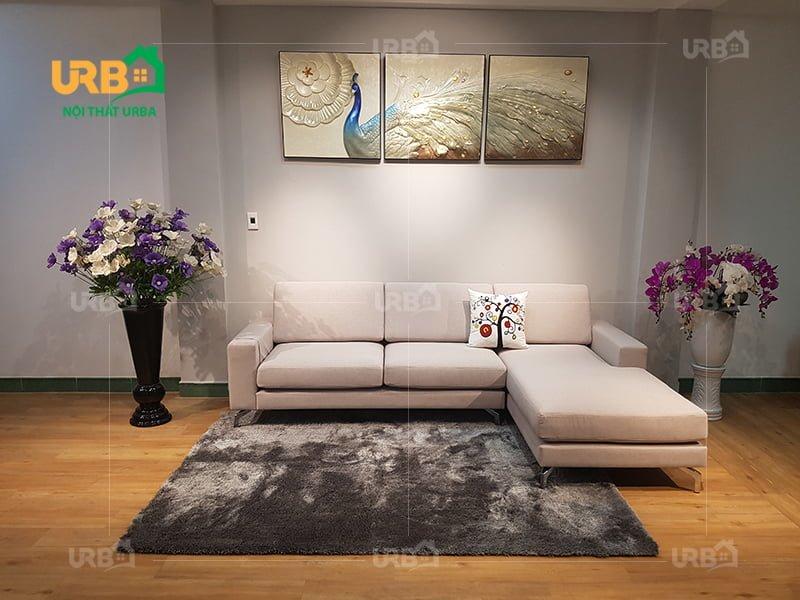 sofa góc nỉ CS mã 4046 2
