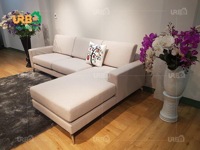 sofa góc nỉ CS mã 4046 1