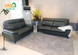 Sofa bộ da thật nhập khẩu CS 8038 3