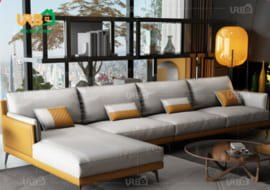 Sofa da mã 5048 2