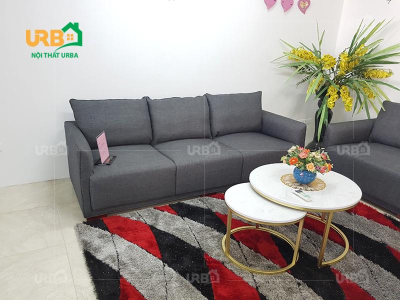 Sofa văng nỉ - Giải pháp hoàn hảo cho mùa đông 2