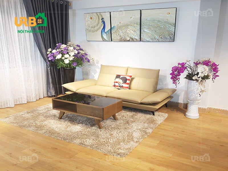 Sofa phòng khách thiết kế mới
