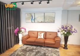 sofa văng da 0012