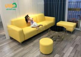 sofa văng da 0013