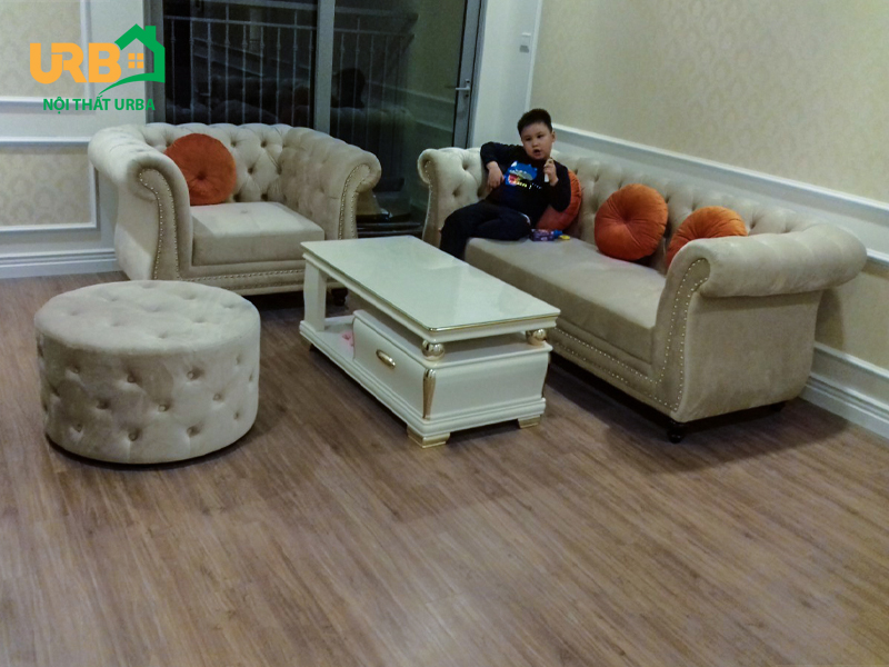Sofa tân cổ điển 2059