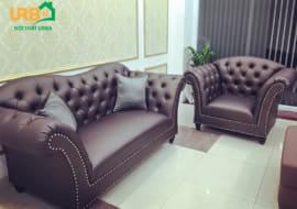 sofa tân cổ điển 2058