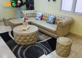 Sofa tân cổ điển 2060