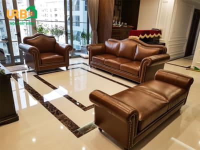 sofa tân cổ điển 2056