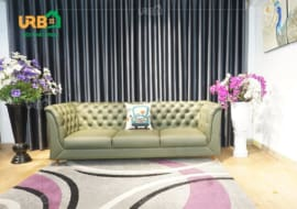 Sofa Văng Da Mã 0103