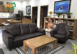 sofa văng da 0035