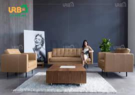 sofa văng da 0041 2