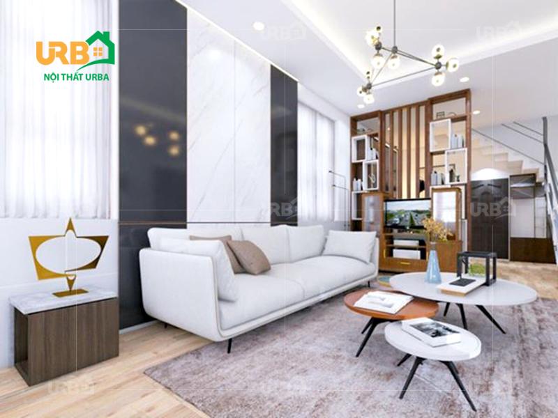 Ghế sofa băng 3 chỗ cho phòng khách của Urba 2