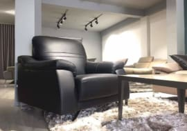 Sofa bọc da cao cấp