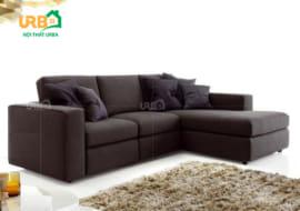 Sofa Góc Nỉ Mã 4048