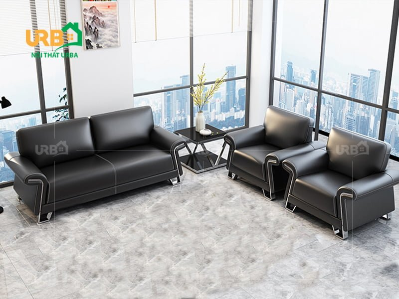 Ghế sofa văn phòng tiếp khách chất lượng tốt nhất