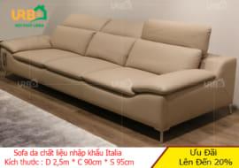 Sofa Văng Da 0044 3