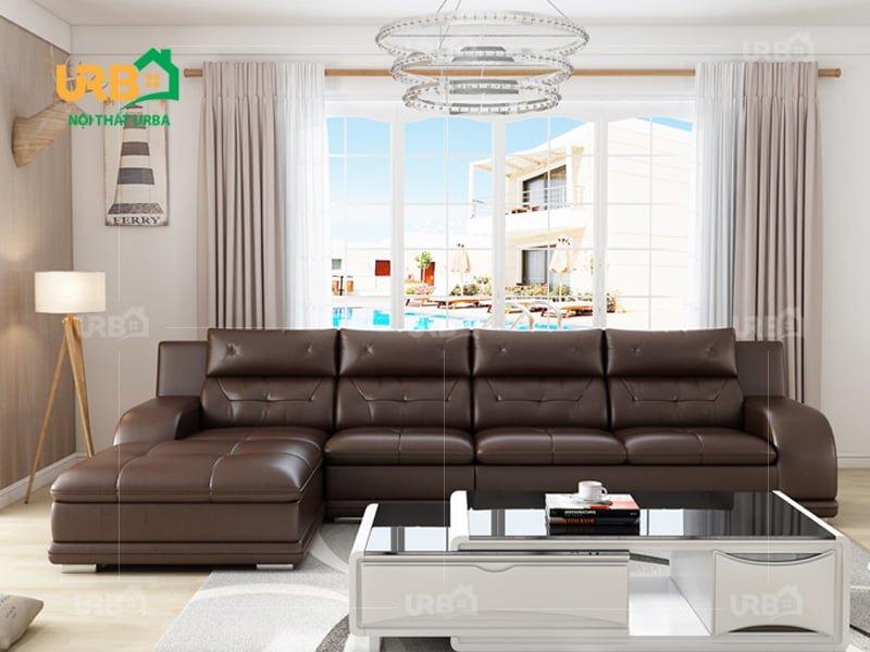 Gợi ý lựa chọn mẫu ghế sofa đẹp nhất cho phòng khách