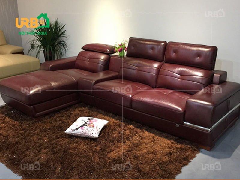 Ghế sofa góc cao cấp mã 8027