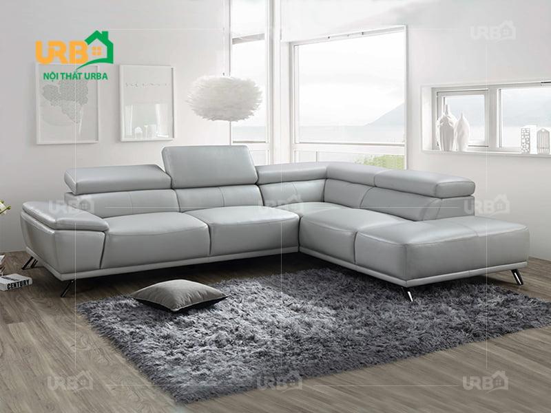 Ghế sofa phòng khách lớn chất lượng, giá thành hợp lý