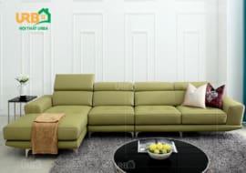 những mẫu ghế sofa góc chất lượng của Urba tại Hà Nội