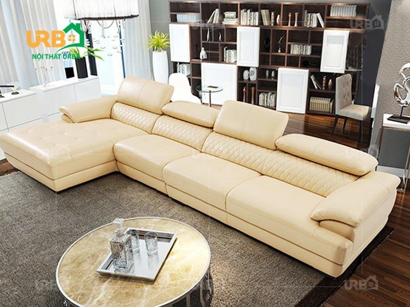 Sofa da cao cấp mã 5032