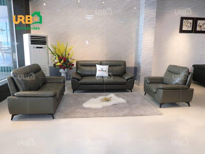 Sofa da nhập khẩu cao cấp mã 1901