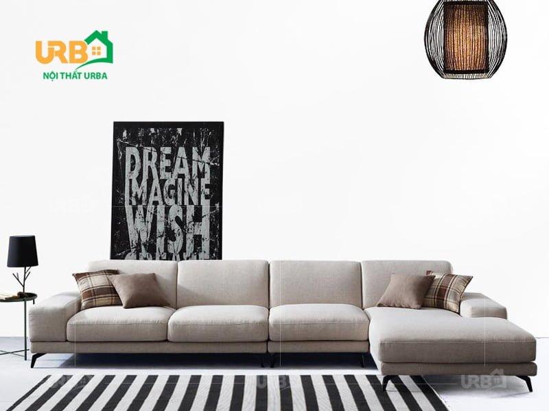 Sofa vải nỉ cao cấp mã 4007