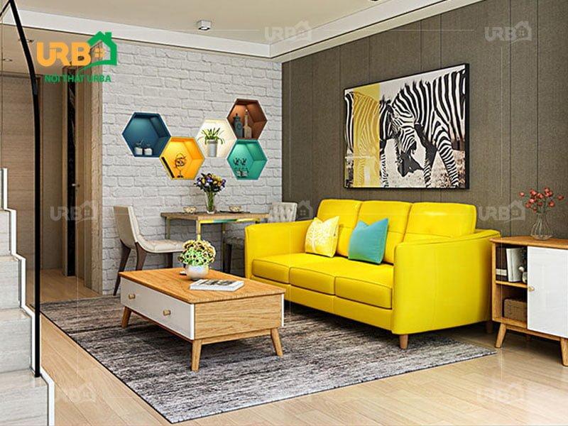Sofa văng da cao cấp mã 039