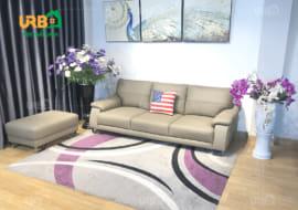 sofa văng da 0046