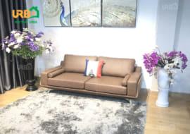 sofa văng da 0043