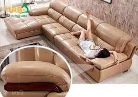 3 bước bảo quản sofa bọc da như mới không phải ai cũng biết