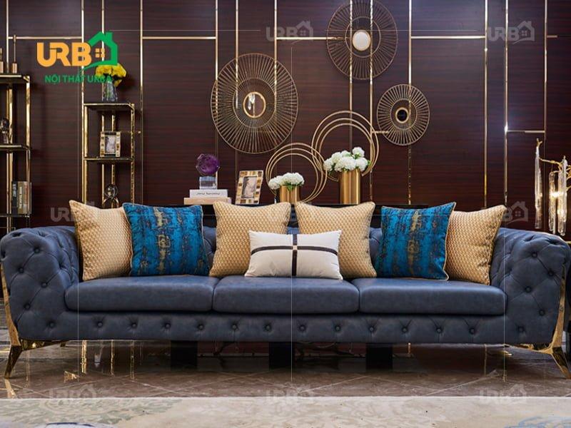 3 Ưu điểm vượt trội của ghế sofa thư giãn cổ điển 3