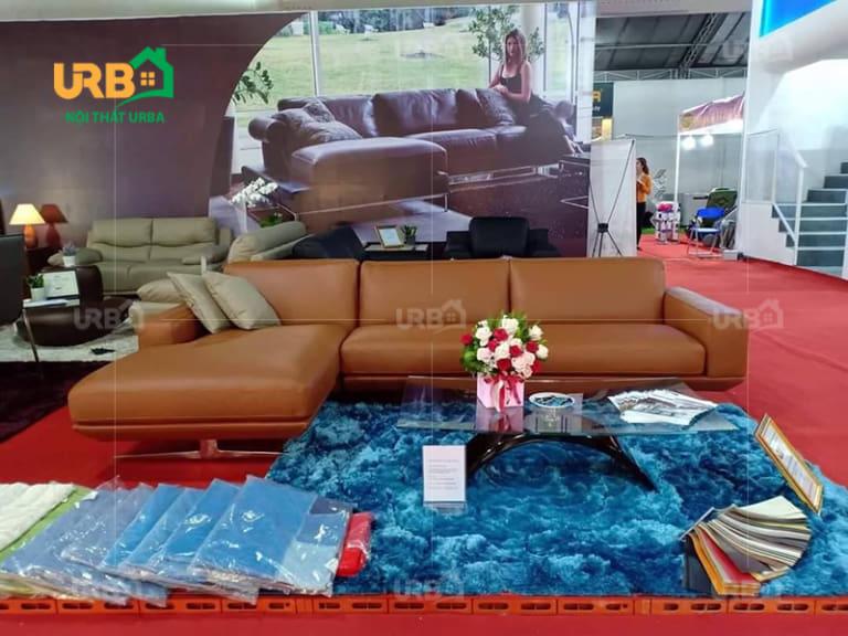 Một số mẫu sofa cao cấp đang rất hot tại Showroom Urba