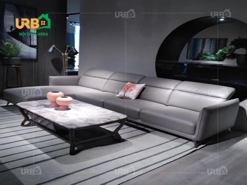 Bí quyết vàng lựa chọn ghế sofa dài cho phòng khách