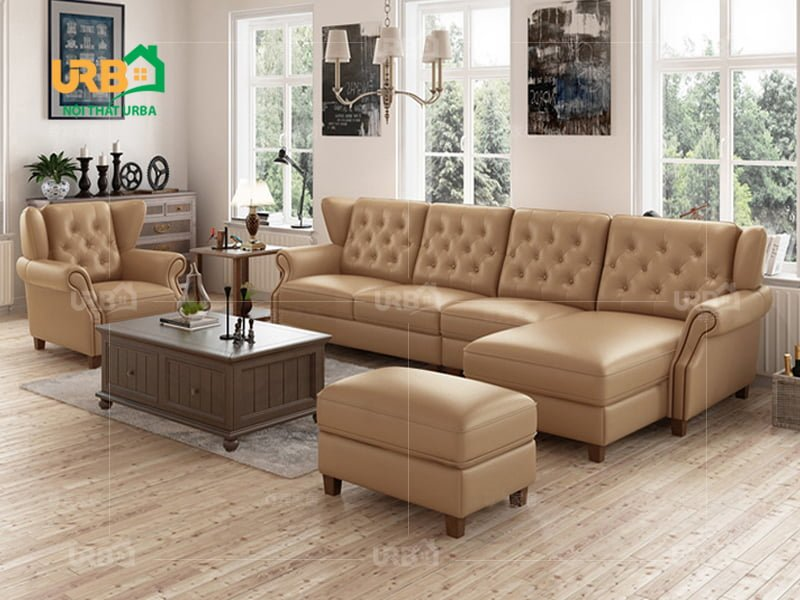 Kinh nghiệm lựa chọn mua mẫu ghế sofa dài cho phòng khách nhỏ 3