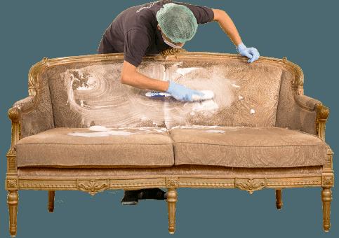 vệ sinh sofa phòng khách