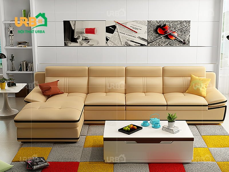 Sofa da Nội Thất Urba
