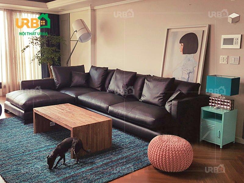Sofa da Nội Thất Urba 8