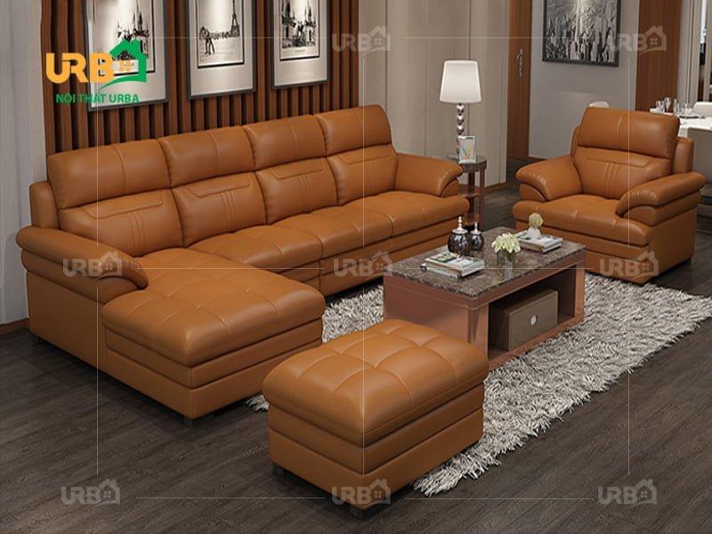 10 Bộ sofa phòng khách nhỏ ai cũng