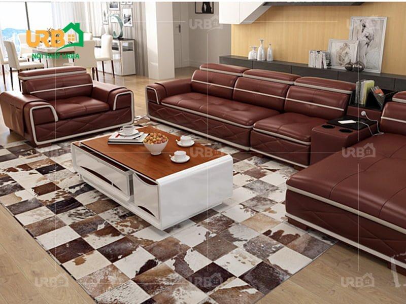 Sofa phòng khách tại Nội Thất Urba 5