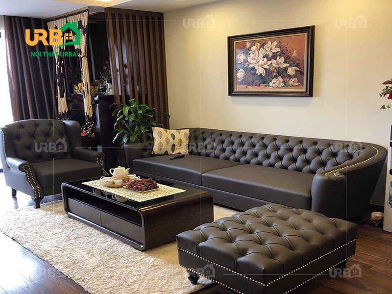 Sofa tân cổ điển Nội Thất Urba 1