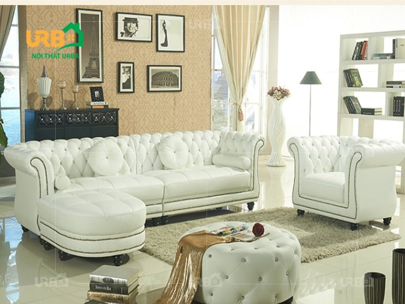 Sofa tân cổ điển Nội Thất Urba 2