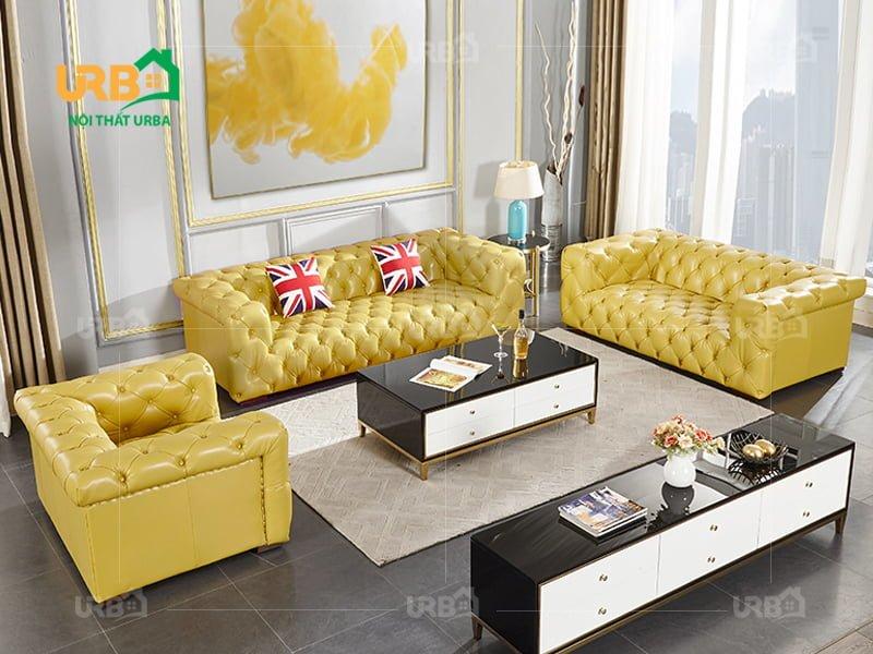 Sofa tân cổ điển Nội Thất Urba 3