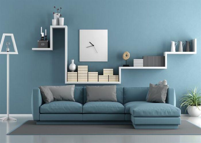 10 Mẫu sofa da tối giản cho người tinh tế 6