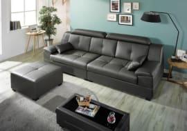 ghế sofa da và cấu tạo