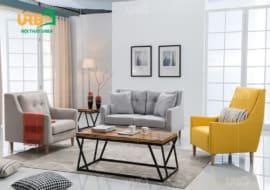 bàn ghế sofa phòng khách giá rẻ