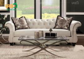 Hướng dẫn cách trang trí ghế sofa tân cổ điển hợp phong thuỷ