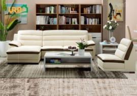 Nên mua ghế sofa góc hay bộ cho phòng khách rộng? 11212