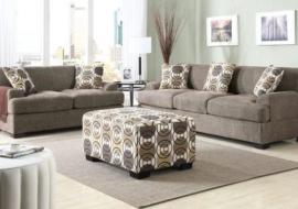 bàn ghế sofa phòng khách giá rẻ vải nỉ